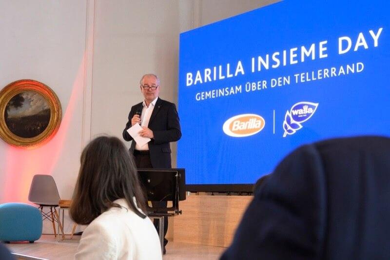 Swedish ambassador Per Thöresson